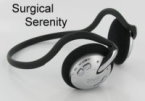 Surgical Music Headphones
