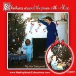 Christmas around the piano with Alice