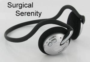 Surgical Serenity Headphones FAQ